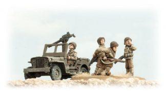 US Armoured Rifle Company HQ 1