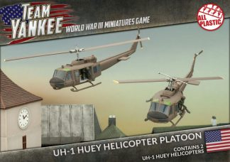 UH-1 Huey Helicopter Platoon 1