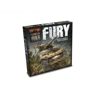 FURY - World War 2 Tank Combat 1