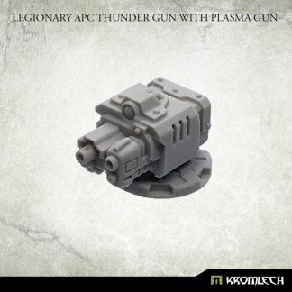 Legionary APC Thunder Gun with Plasma Gun 1
