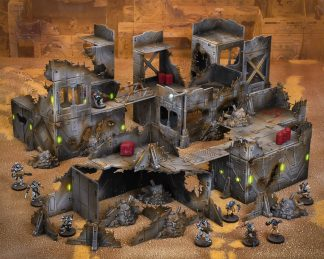 Terrain Crate: Ruined City 1