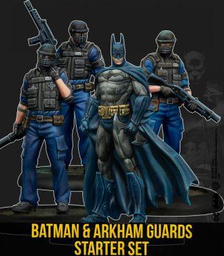 Batman & Arkham Guards Starter Set 1