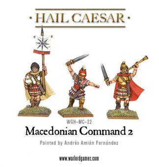 Macedonian Command 2 1
