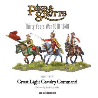 Croat Cavalry Command 1