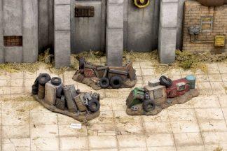 Fallout: Junk Barricades 1