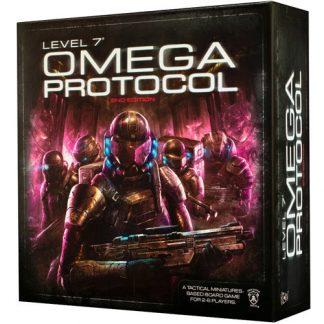 LEVEL 7 [Omega Protocol] 2nd Edition 1