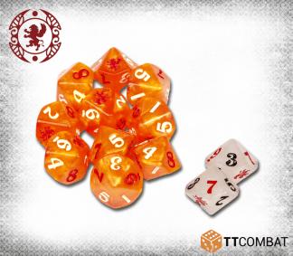Carnevale: Gifted Dice 1