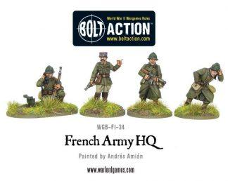 French Army HQ 1