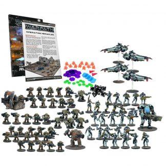 Warpath: Operation Heracles Two-Player Mega Battle Set 1