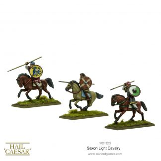 Saxon Light Cavalry 1