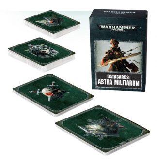 Datacards: Astra Militarum 1