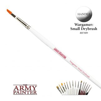 Wargamer Brush: Small Drybrush 1