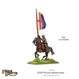 English Civil War/Thirty Years War Army Standard Bearer 1