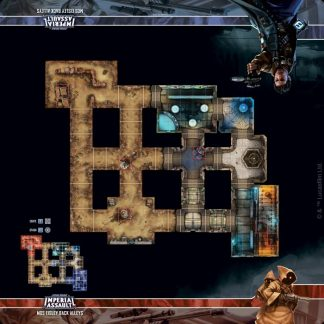 Imperial Assault: Jabba's Palace Skirmish Map 1