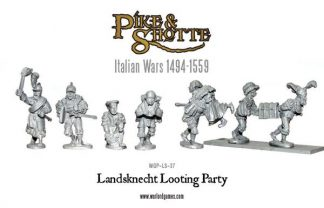 Landsknecht Looting Party 1