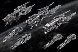 UCM Starter Fleet 1