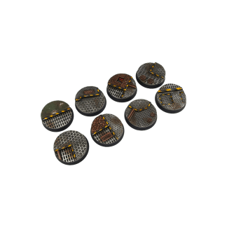 Tech Bases, Round 32mm (4) 1