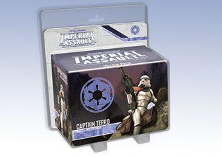 Captain Terro Villain Pack 1