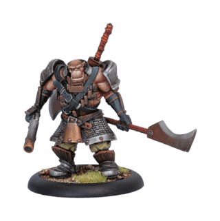 Okoru Hargrosh, Ogrun Fighter 1