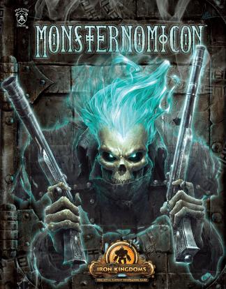 Iron Kingdoms: Monsternomicon 1