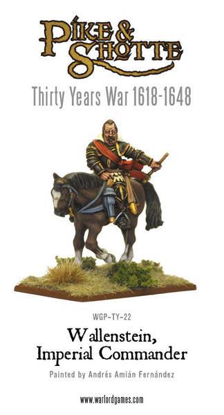 Wallenstein, Imperial Commander 1