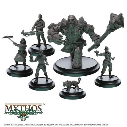 Mythos: Early Release Bundle 6
