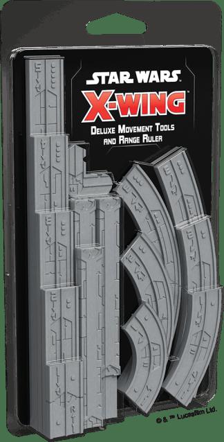 Star Wars X-Wing: Deluxe Movement Tools & Range Ruler 1