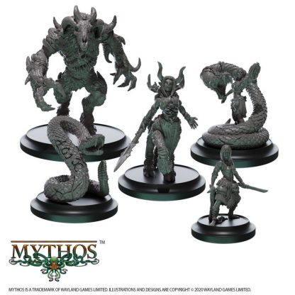 Mythos: Early Release Bundle 8