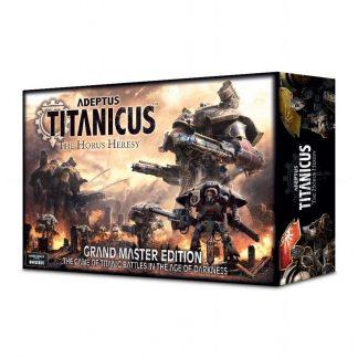 (last chance) Adeptus Titanicus: Grand Master Edition 1