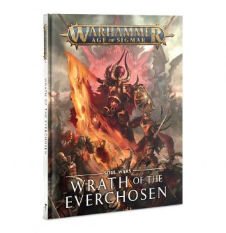 Soul Wars: Wrath of the Everchosen 1