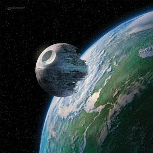 Star Wars X-Wing: Death Star II Game Mat 1