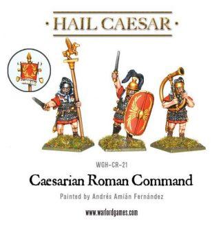 Caesarian Roman Command 1