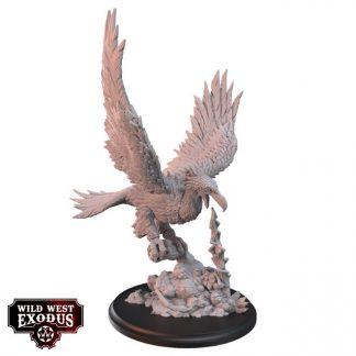 WWX: Fire Eagle / Great Thunderbird 1