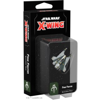 Star Wars X-Wing: Fang Fighter 1
