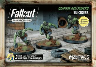 Fallout: Super Mutants Suiciders 1