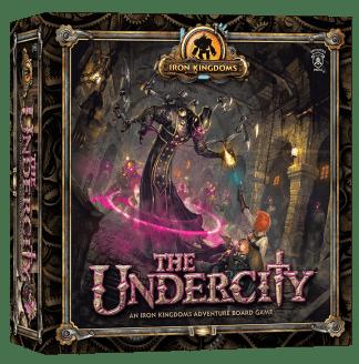Iron Kingdoms: The Undercity 1