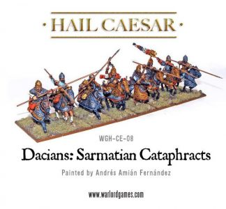 Dacians: Sarmatian Cataphracts (8) 1