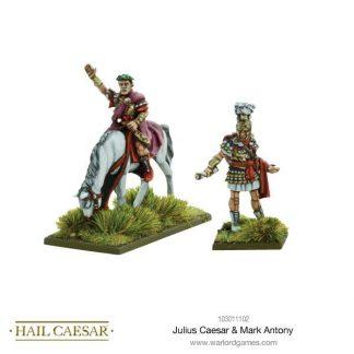 Julius Caesar & Mark Antony 1
