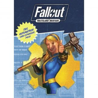 Fallout: Wasteland Warfare Automatron Card Expansion 1