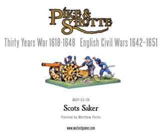 Scots Saker Cannon 1