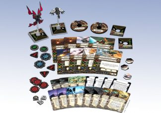 Star Wars X-Wing: Guns for Hire Expansion 1
