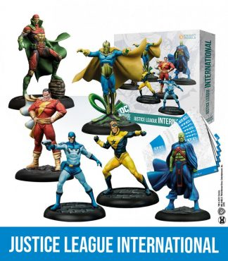 DC: Justice League International 1