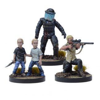 The Walking Dead: Andrea Prison Sniper 1