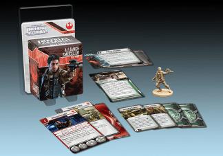 Alliance Smuggler Ally Pack 1