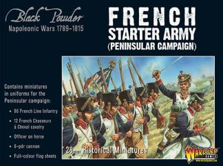 Napoleonic French starter army (Peninsular campaign) 1