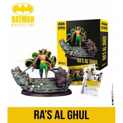 Ra's Al Ghul 3