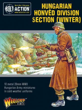 Hungarian Army Honved Division Section (Winter) 1