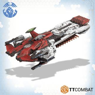 Resistance Trident Battleship 1
