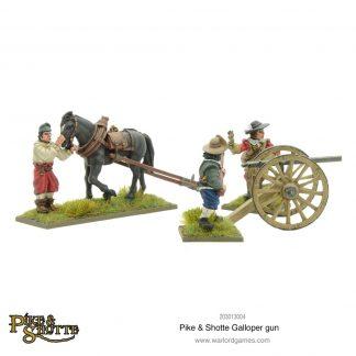 Pike & Shotte Galloper gun 1