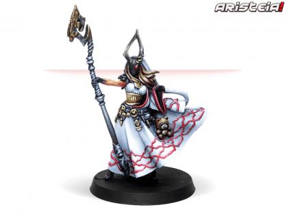 Aristeia HEXx3r (Nomad Witch) 1